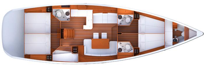 www.sailmarine.com  jeanneau-53-plan