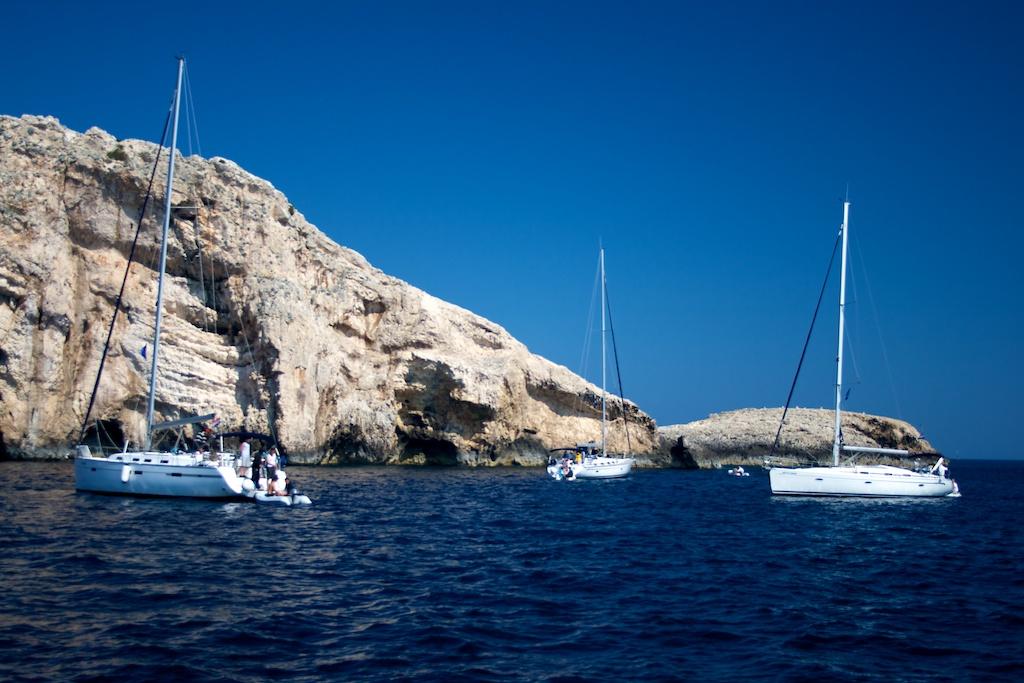 ruttförslag segling kroatien