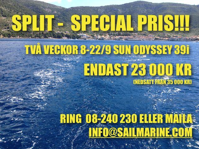 Split 8 229 Specialerbjudande