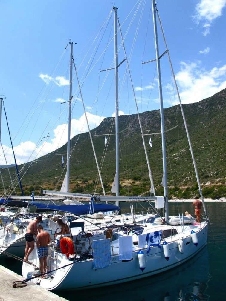 Hyra Segelbåt Grekland Aten 6